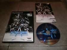 JEU PLAYSTATION 2 (PS2 JAP): A.C.E. ANOTHER CENTURY'S EPISODE - Complet TBE