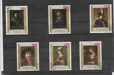 Yemen Pinturas de Rembrandt (EV-705)