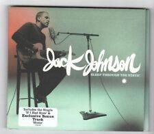 (HY827) Jack Johnson, Sleep Through The Static - 2008 CD