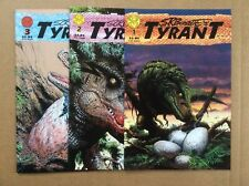 Tyrant 1-3 VF/NM Steve Bissette
