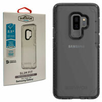 Griffin Survivor Strong Tough Rear Case for Samsung Galaxy S9+ PLUS Clear NEW