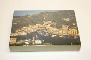 Vintage Springbok World of Wonder Jigsaw Puzzle-Portofino, Italy 350 Pieces NOS