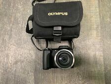 Olympus SP Series SP-610UZ 14.0MP Digital Camera - Black (228046)
