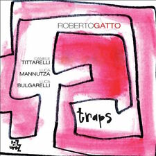 Roberto Gatto - Traps ( CD - Album )