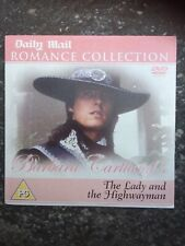 Barbara Cartland's THE LADY and the HIGHWAYMAN DVD - PROMO - ROMANCE COLLECTION