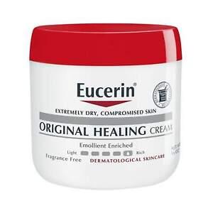 NEW Eucerin - Original Healing Cream