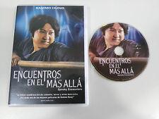 ENCUENTROS EN EL MAS ALLA SPOOKY ENCOUNTERS DVD + EXTRA ESPAÑOL CANTONES TERROR