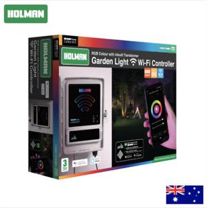 Holman RGB Wi-Fi Garden Light Controller