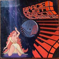 """SPACE DUST DISCO CLASSICS 12"""" VINYL LP RUFUS & CHAKA KAHN JUNIOR THIRD WORLD"""