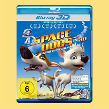 ••••• Space Dogs (Blu-ray) 3D
