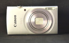 CANON Ixus 185 Digitalkamera  20.0 MP 8x opt. Zoom Silber