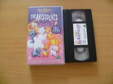 The Aristocats (VHS, 2000)