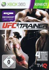 UFC Personal Trainer Kinect Game-Xbox 360 (kinect obligatoire)