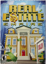 REAL ESTATE EMPIRE  -  PC GAME *** Brand New & Sealed ***