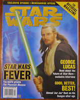 Star Wars The Official Magazine No.22 Oct/Nov 1999