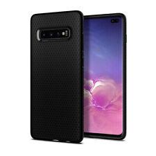 [Spigen] Galaxy S10 Plus Case Liquid Air Matte Black for Samsung