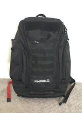 Reebok CrossFit Training Backpack Black & Red