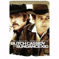 New listing Butch Cassidy And The Sundance Kid Ultimate Collector's Edition 2-Disc Dvd