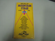 Best of Mountain Stage Live, Vol. 3 by Various Artists CD NEW