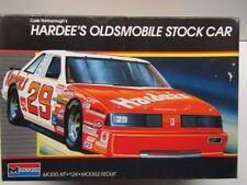 Monogram 1:25 Scale Cale Yarborough #29 Hardee's Oldsmobile Model Kit - Used