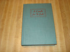 Awesome 1948 Vintage book - A Candle for St. Jude by Rumer Godden