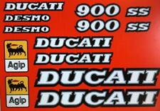 DUCATI 900ss 900 ss PAINTWORK DECAL KIT