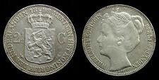 Netherlands - 2½ Gulden 1898 a: met punt tussen P. Pander