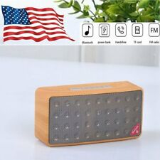 Portable Stereo Bluetooth Speaker Wireless Sports Music Player TF Card USB US
