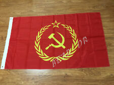 SOVIET UNION COMMUNISM FLAG 3x5FT 90x150CM TWO GROMMETS