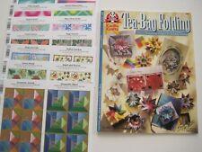 TEA BAG FOLDING Lani Temple CAN DO CRAFTS Design Originals + 8 Extra Sheets