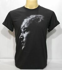 John Lennon VTG Retro Men Tee T-Shirt Imagine Song The Beatles Rock Band Sz M