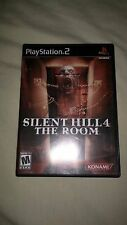 Silent Hill 4: The Room (Sony PlayStation 2, 2004) Complete