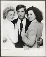~ Harrison Ford Sigourney Weaver Melanie Griffith Original 1988 Photo