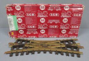 LGB 1226 G 22.5° Double Slip Switch Turnout/Box