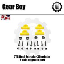 CTC Dual Extruder 3D printer Y-axis upgrade part