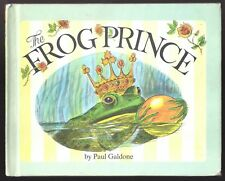 Vintage Children's Book ~ THE FROG PRINCE ~ Paul Galdone ~ HARDCOVER