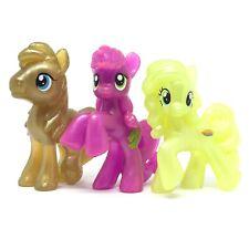 Raro Original Hasbro Pony Friendship Is Magic My Little Figura Paquete Juguete Set Mlp