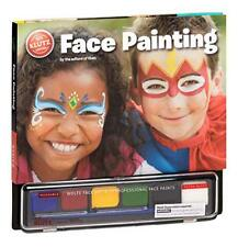 Face Painting (Klutz) by Klutz Press | Spiral-bound Book | 9781591744306 | NEW