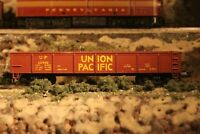 N Scale Life Like Brown Coal Car (Empty) Union Pacific UP # 60900