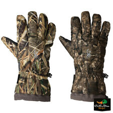 NEW BROWNING BTU-WD PRIMALOFT INSULATED WATERPROOF CAMO HUNTING GLOVES