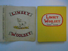 Linsey Woolsey, Tasha Tudor, DJ, Oxford Univ Press, 1st Edition, 1946