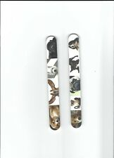 FILE DOGS AND CATS by Star Nail Dogs #2  - 240 grit pack of six