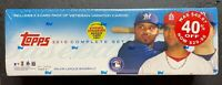 2010 TOPPS BASEBALL COMPLETE SET FACTORY SEALED WITH 10 ROOKIE VARIATIONS