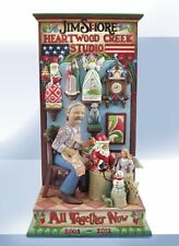 Jim Shore 2012 10th Anniversary Figurine ~ All Together Now 4027762 LIMITED EDIT