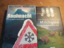 Klüpfel Kobr / Kluftinger [2x Hardcover]   Rauhnacht + Milchgeld