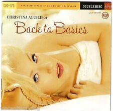 Christina Aguilera - Back to Basics (double cd 2006)