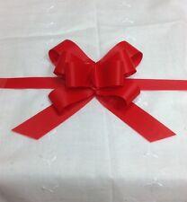 50 Holiday Assortment Magic Bows Pull Bows Reusable