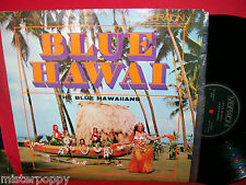 THE BLUE HAWAIIANS Blue Hawai LP 1969 ITALY EX