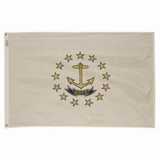 3x5 ft RHODE ISLAND The Ocean state OFFICIAL STATE FLAG Outdoor NYLON USA Made