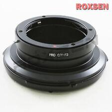 Contax Yashica C/Y Lens to Sony FZ mount PMW-F3 F5 F55 Cine Film Camera Adapter